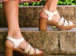 Como elegir las sandalias perfectas