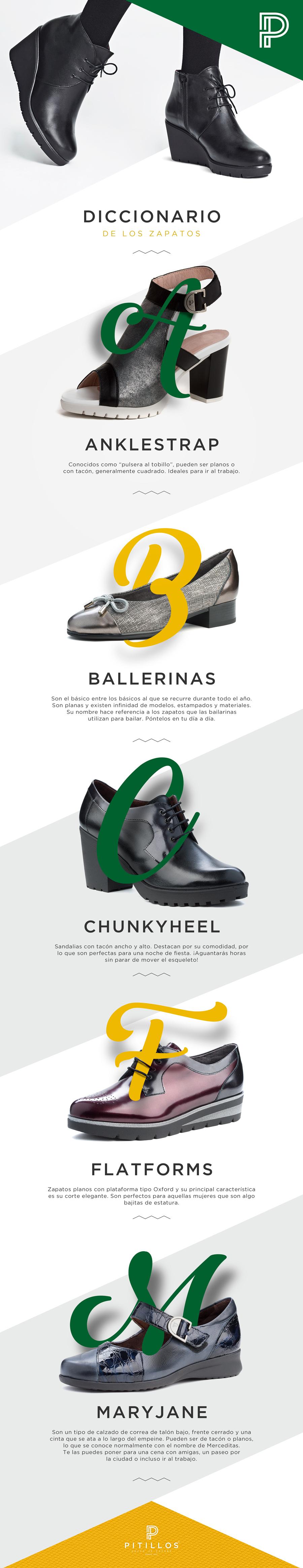 Diccionario del calzado