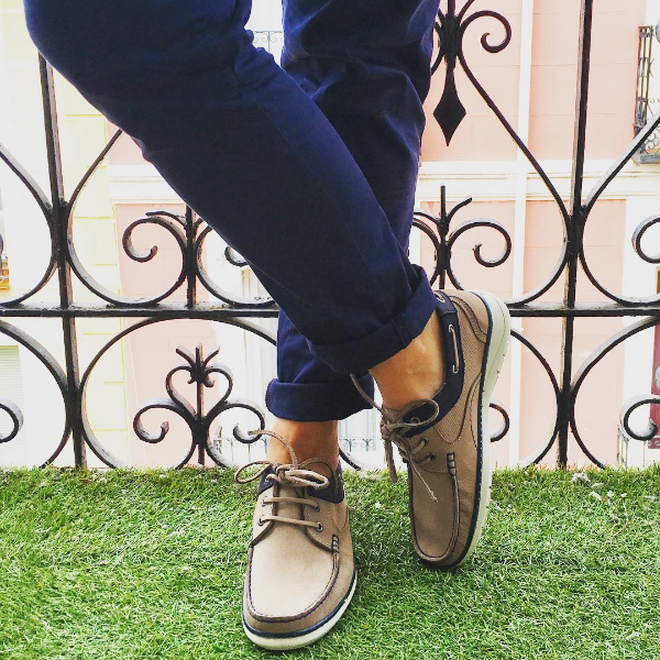 Zapatos Pitillos hombre