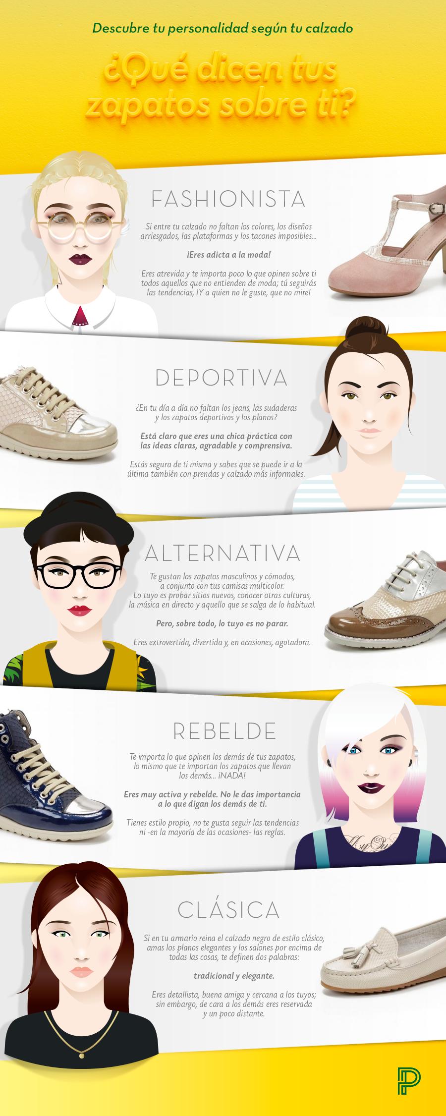 Que dicen tus zapatos de ti