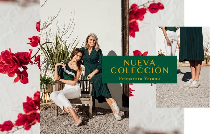 Nueva coleccion Pitillos primavera verano 2019 in bloom