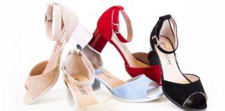 color del calzado