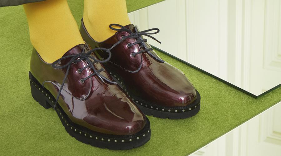 zapato ingles