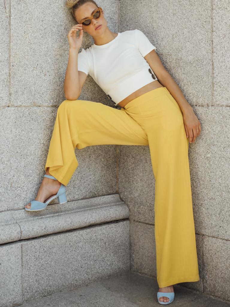 pantalones para looks de verano