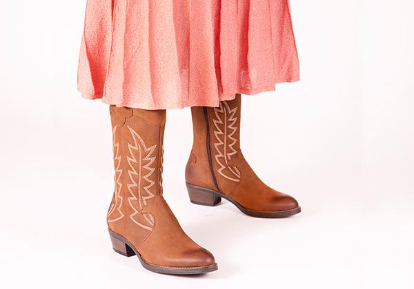 Botas Cowboy Pitillos otoño invierno 2019
