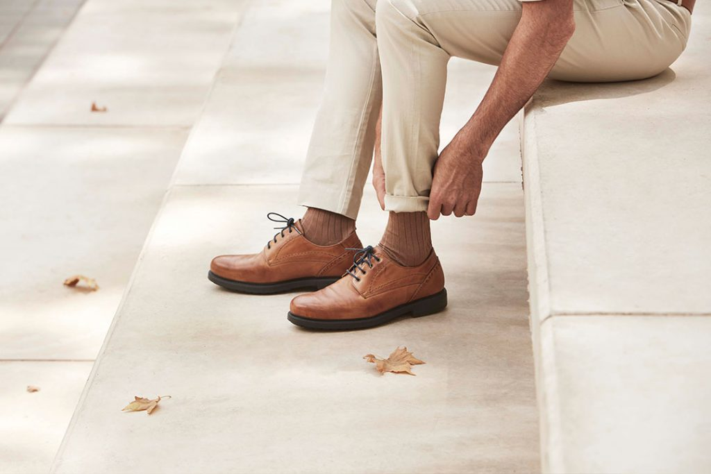 Evitar que se deformen tus zapatos