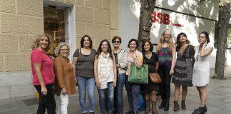Tour con la escritora María Reig