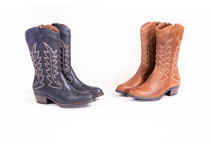 Las botas cowboy tendencia otoño invierno 2019