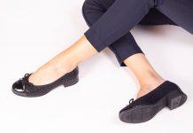 Calzado de Pitillos de tacón bajo para mujer