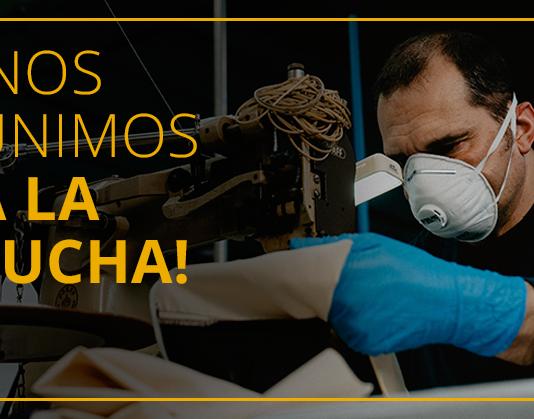 Calzados Pitillos, empresas y voluntarios se suman a la lucha contra el coronavirus