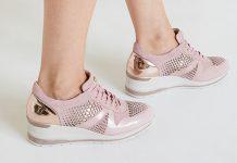 Derrocha estilo en zapatillas deportivas de mujer