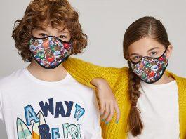 Vuelta al cole con mascarillas seguras y divertidas