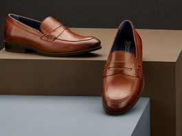 Los zapatos masculinos están de vuelta